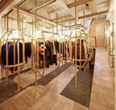 东伦敦的高端时尚精品店 R ight