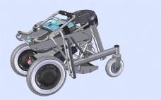 3d概念模型的轮椅产品jpg