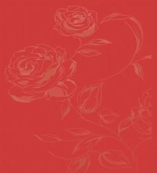 玫瑰暗花图片