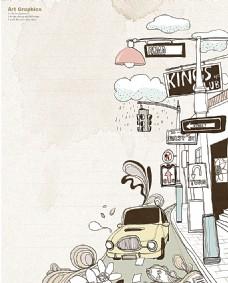 卡通图案图片