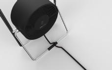 创意模型台扇风扇jpg素材