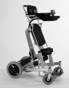 3d模型概念黑色智能轮椅jpg