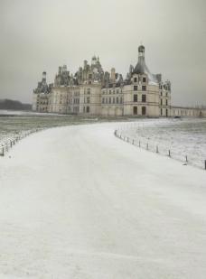歐洲冬日風圖片