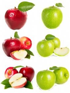 高清苹果抠图