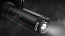 旅行装备创意黑色灯具jpg素材