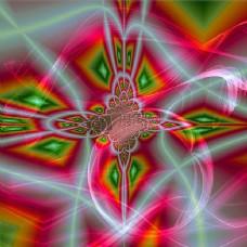 分形艺术, 图片, 数字艺术, 抽象, 分形, 缠绕, 背景, 设计, 模式