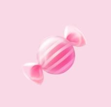 卡通梦幻糖果素材图片