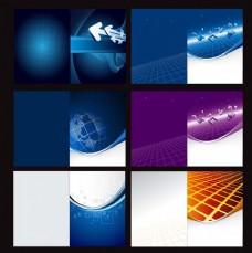 企业画册封面设计素材