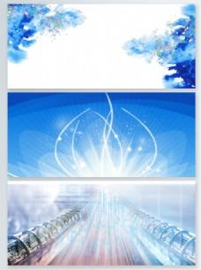 简约素雅粒子光效背景合集