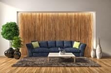 沙发背景墙,沙发背景墙