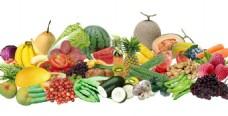 蔬菜水果维生素美食健康绿色