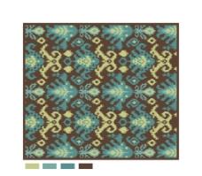 欧式地毯 客厅地毯图 地毯图案图片
