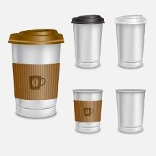 咖啡杯子效果图