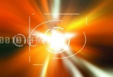 科技创意 黄色光图片模板下载现代科技 其他 设计图库 72dpi jpg