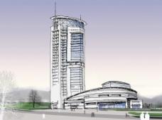 建筑設計圖圖片