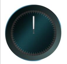 手表表盤手繪圖片