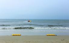 北海银滩飞艇图片